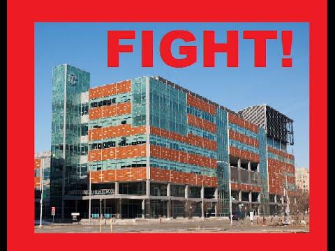 Fight At Cass Tech
