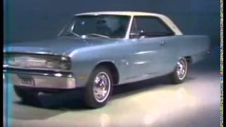1969 Dodge Dart Swinger Commercial