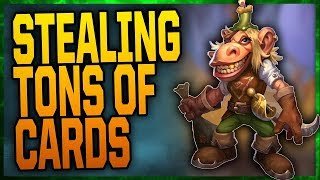 Imagine facing Weasel Priest with Espionage | Espionage Rogue | Wild Hearthstone Rise of Shadows