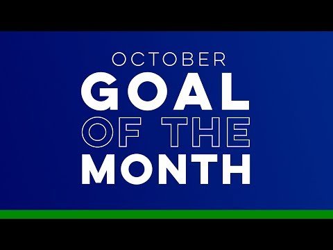 Goal Of The Month | October 2019 | Leicester City
