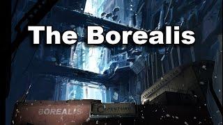 Half Life Lore The Borealis