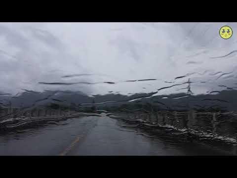 [드라이브 영상] 비오는 날에는 드라이브를 2019년 6월 29일 (60fps) 힐링/드라이브/비/빗소리/도로/여행