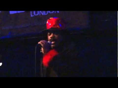CAMEO ATTACK ME  WITH YOUR  LOVE -LIVE @JAZZ CAFE LONDON 23 10 12 mp3