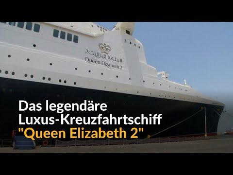 """Legendäres Kreuzfahrtschiff: """"Queen Elizabeth 2"""" im Ruhestand"""