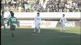 Repeat youtube video 第86回全国高校サッカー選手権大会  作陽VS青森山田