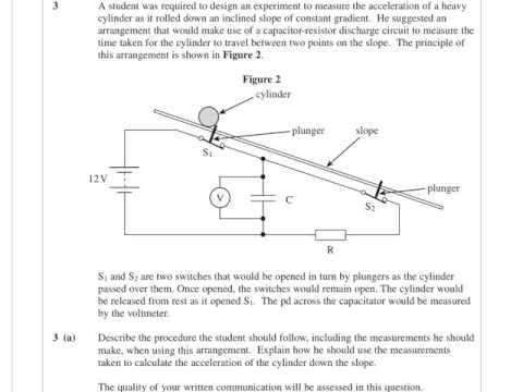 AQA: A Level Physics: Unit 4: January 2011: Section B