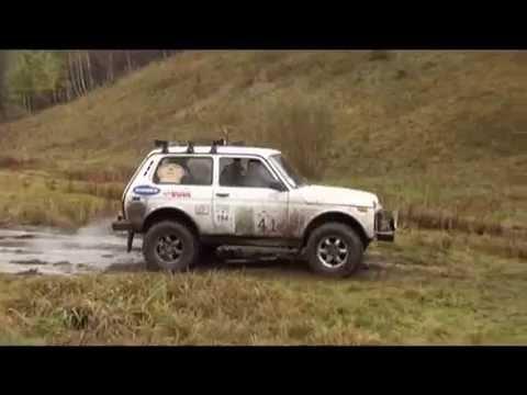 Испытание подвески внедорожника Jeep 4х4
