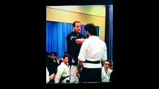 Kata Hangetsu explained by George Dillman