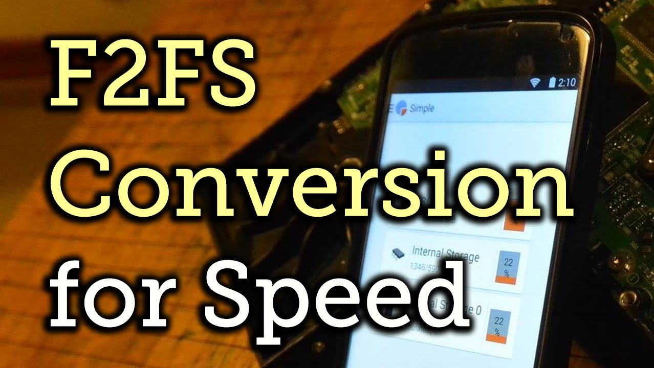 Convert Any KitKat ROM on Your Nexus 4 or 5 to a Faster Flash