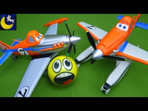 Thrift Store Toy Haul Disney Planes Fire & Rescue Dusty Crophopper B Toys Woofer Guitar & More Toys!