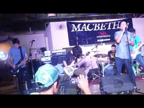 Emiline - You Turned Into A Beast (Macbeth Philippines:The Road Show - Lucena Leg)