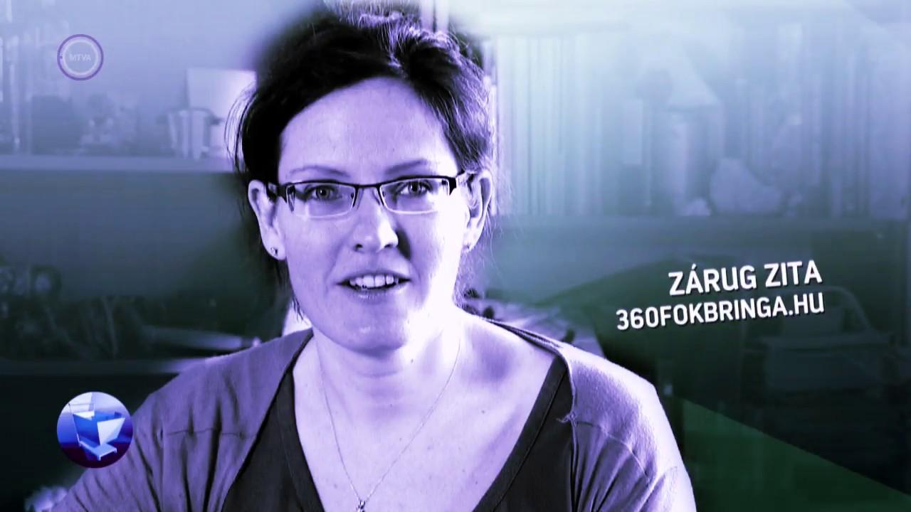 M1 Kosár 2017. 12. 28-  Utazás Okosan -  Zárug Zita & Harkányi Árpád