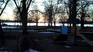 Stadsparken 110203 - Motala går mot ljusare tider