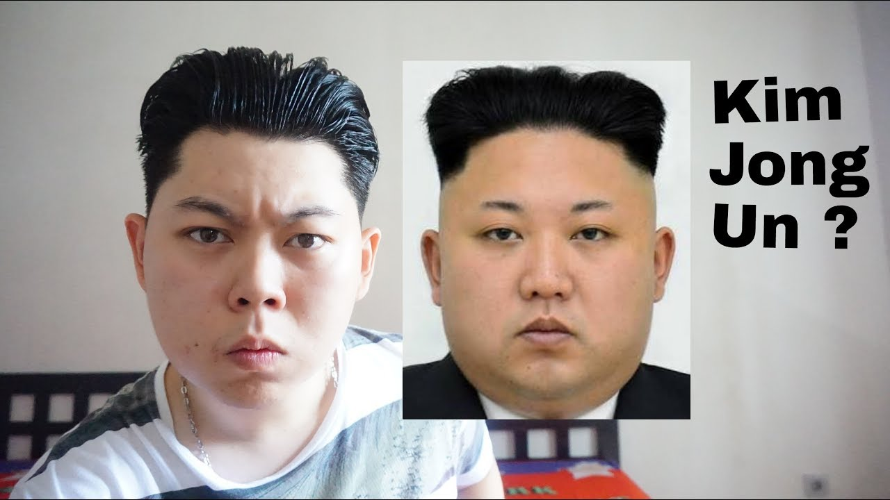 How To Get Kim Jong Un Hairstyle Youtube