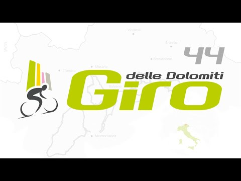Here is the trailer for the Giro delle Dolomiti 20...
