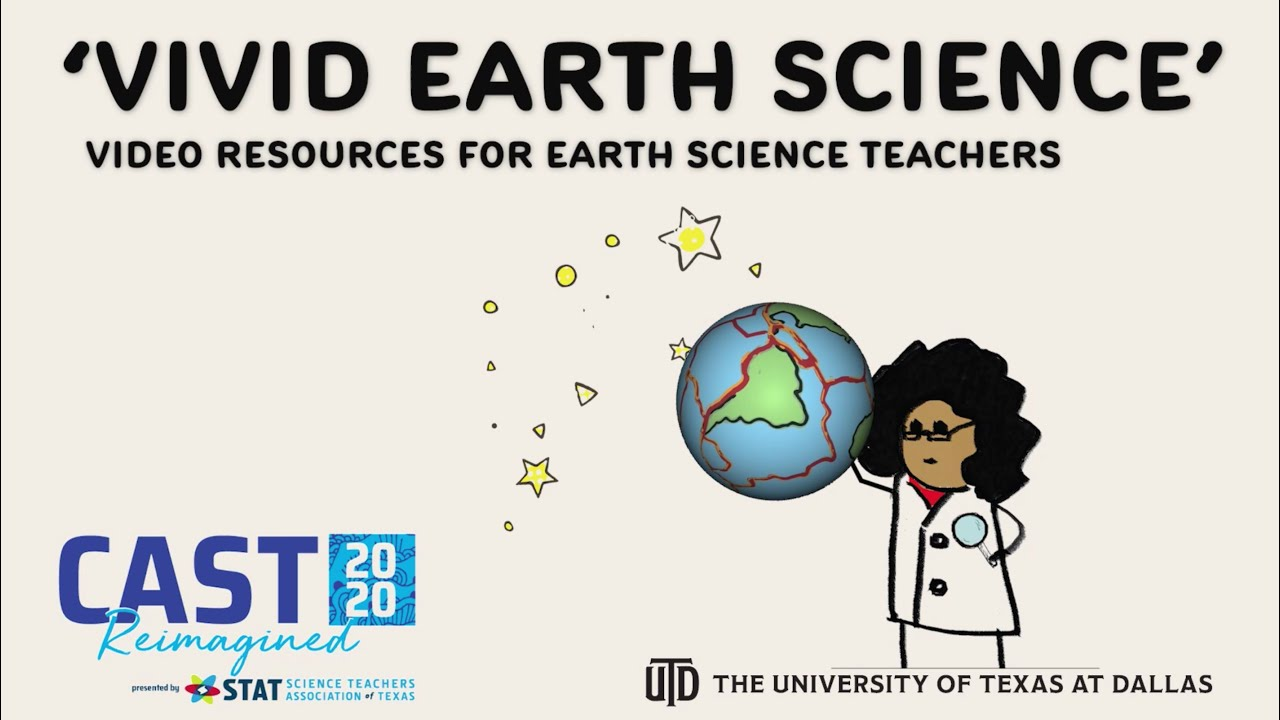 Vivid Earth Science: Video Resources for Earth Science Teachers