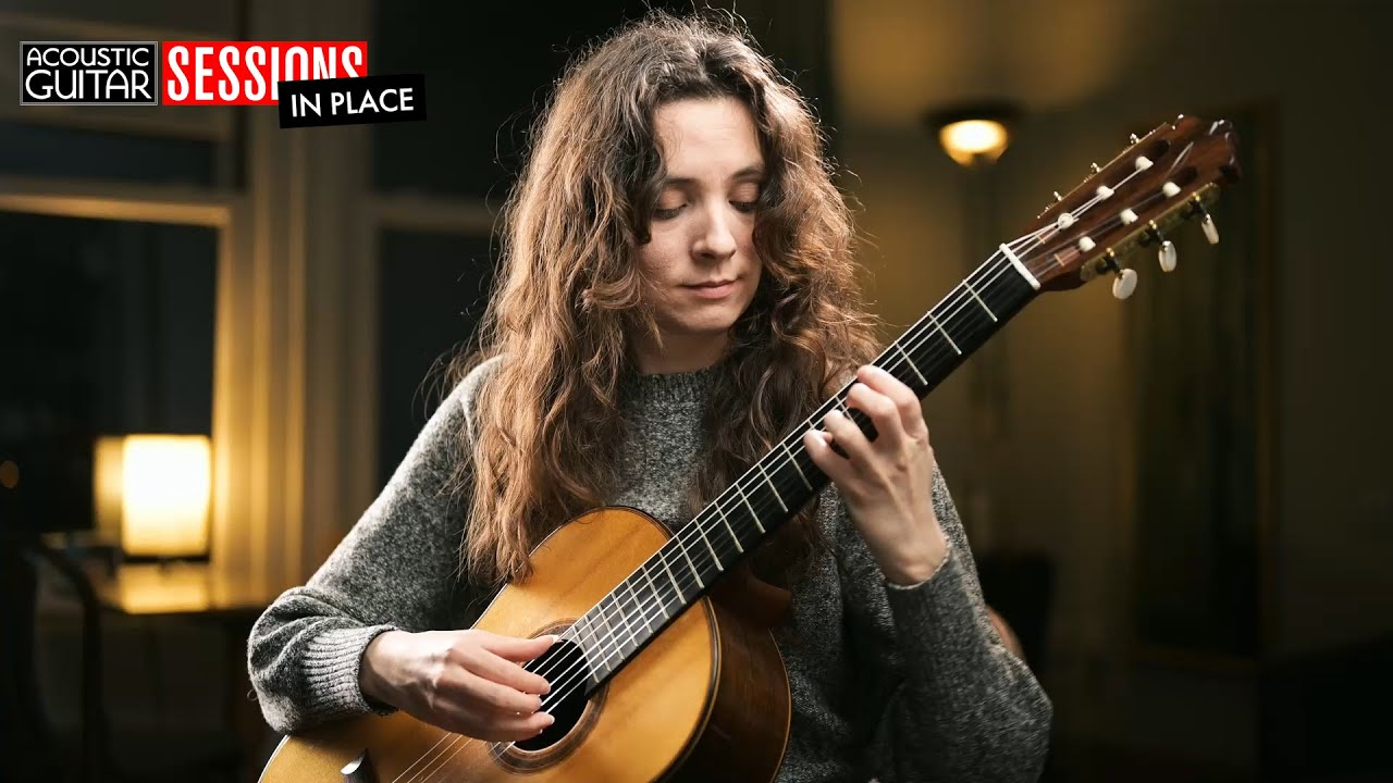 """Laura Snowden Performs """"The Parting Glass"""" 
