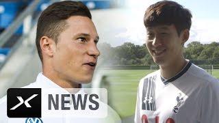 Heung-Min Son will kommen, Julian Draxler gehen   Transfer-News