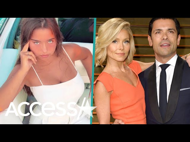 Kelly Ripa And Mark Consuelos' Daughter Lola Proves She\'s Relatable With Now-Public Instagram