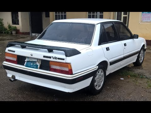 Another Look At Peugeot 505 V6 STX: Maniac!