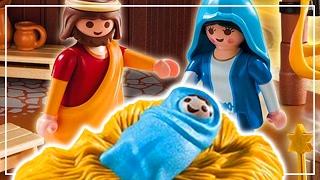 WEIHNACHTSGESCHICHTE I Bibel-Geschichte Mit Familie Buntrock I PLAYMOBIL-FILM Auf DEUTSCH