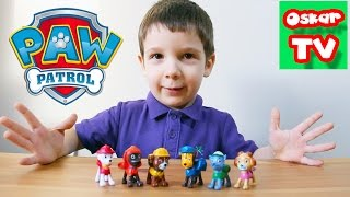 Щенячий патруль Онлайн игрушки распаковка сюрпризов Paw Patrol Eggs