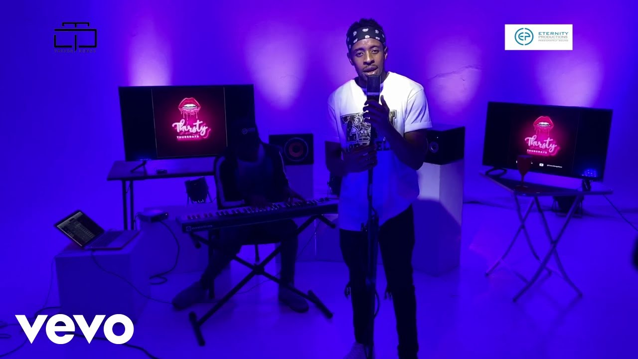 Trevor Dongo - Thirsty Thursdays Part 5 (Official Live Video) ft. King Shaddy