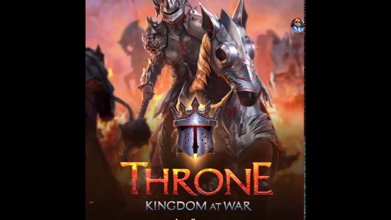 Throne Kingdom At War Part 6 Hero Attack Youtube