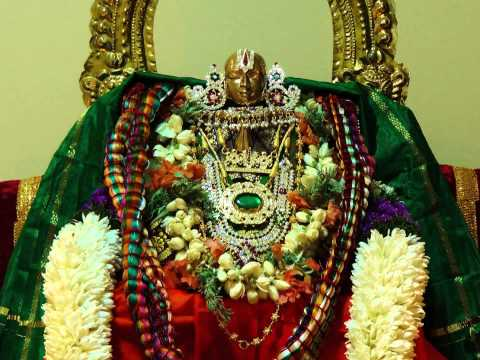 "74 Sanskrit Verses on ""Yathiraja"" (Bhagavad Ramanuja) -  ""Yathiraja Sapthathi"" (Vedanta Desika)"