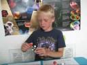 Molecular games for a 3rd grader.