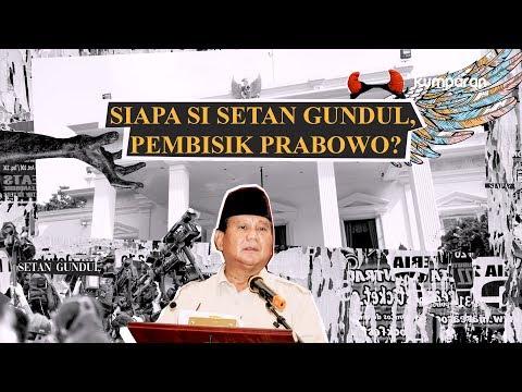 Siapa si Setan Gundul Pembisik Prabowo? #LIPSUS | Wonderdir Pilpres
