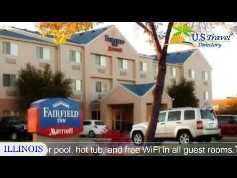 Fairfield Inn Kankakee Bourbonnais - Bourbonnais Hotels, Illinois