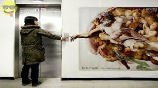Most Creative Elevator Advertisement Ideas Ever