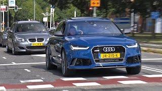 Audi RS6 Avant Performance C7 w/ Akrapovic Sport Exhaust!