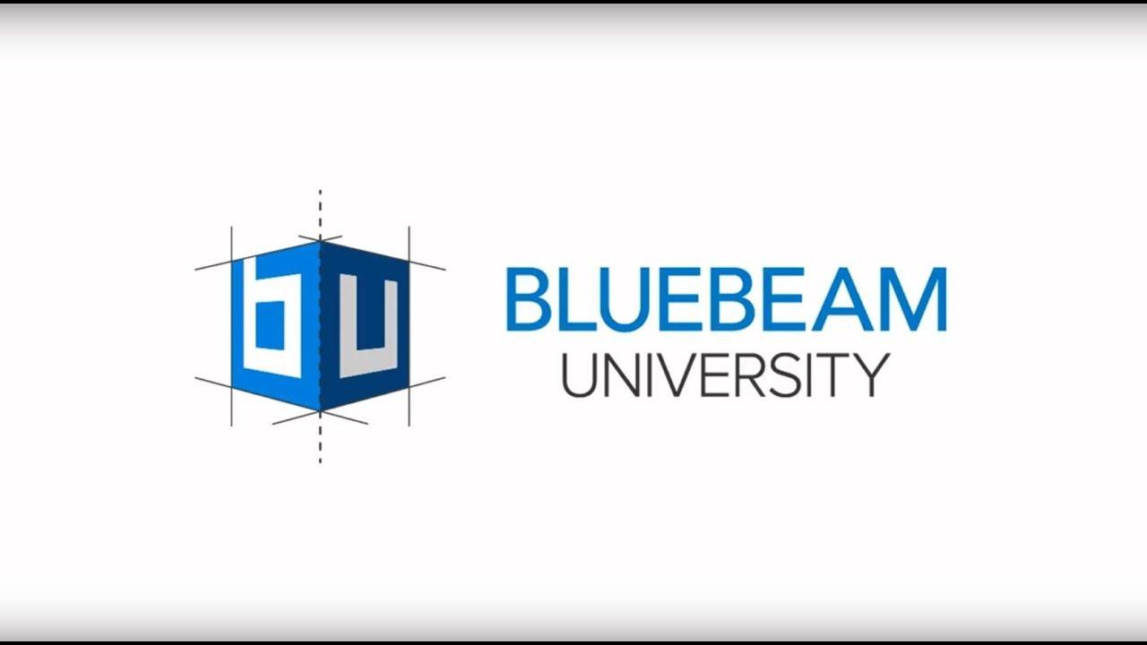 Bluebeam University 2018