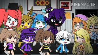 Afton meets Clara's family (+ut and tattletail)
