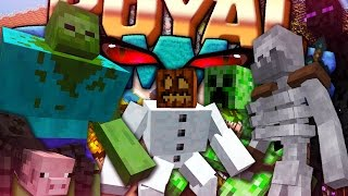 LA MOB BATTLE DEI MUTANTI - Minecraft ITA - ROYAL RUMMOB