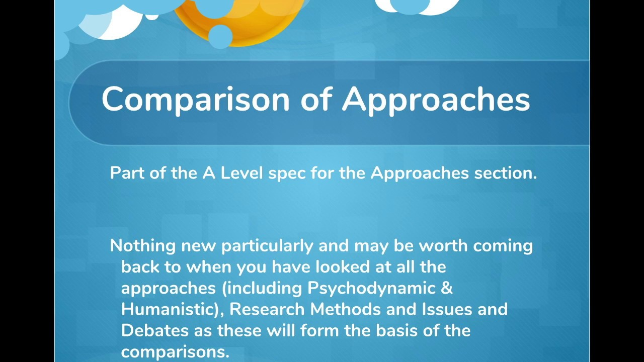 similarities between psychodynamic and humanistic approach