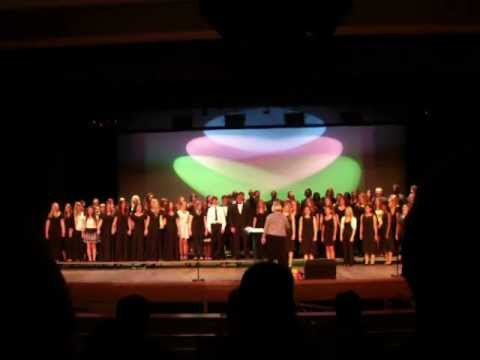 "Alton High School Choirs ""I'd Like to Teach the World to Sing"""