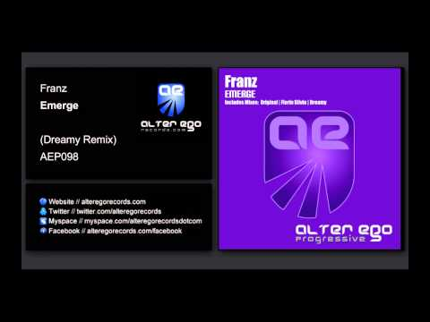 Franz - Emerge (Dreamy Remix) [Alter Ego Progressive]