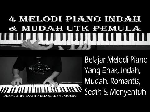 Belajar Piano Yg Mudah, Indah, Romantis, Sedih, Menyentuh Hati & Bikin Nangis