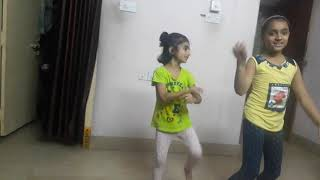 Zingaat.. performance by my niece and daughter.
