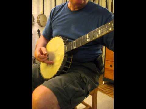 Two Finger Oldtime Banjo Styles  Darling Corey