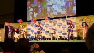 2013年3月25日(月)に東京ビックサイトにて行われた『セ・リーグ開幕直...