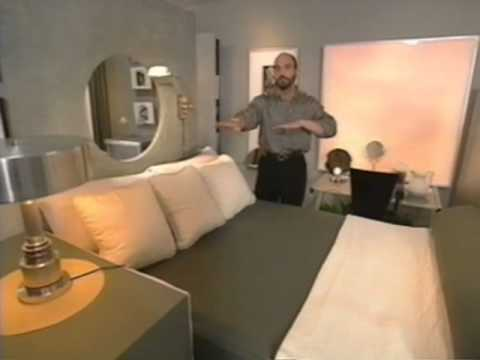 City Studio Apartment Makeover -- Christopher Lowell