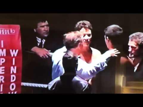 Branko Rocky Pavlovic Pro Boxer Bedford Cornexchange 9th Fight v Billy Sims