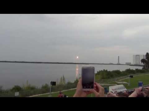 Falcon 9 Launch at SLC 40