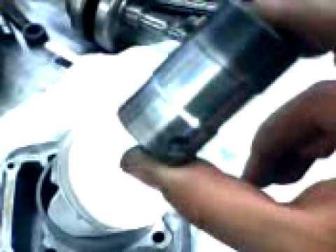 COMO AMACIAR UM MOTOR NOVO|CRF230/260 de YouTube · Duração:  4 minutos 9 segundos