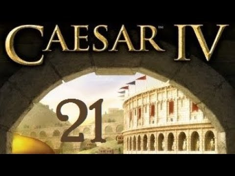"Let's Play ""Caesar IV (R)"" - 21 - Korinth - 01 [German / Deutsch]"