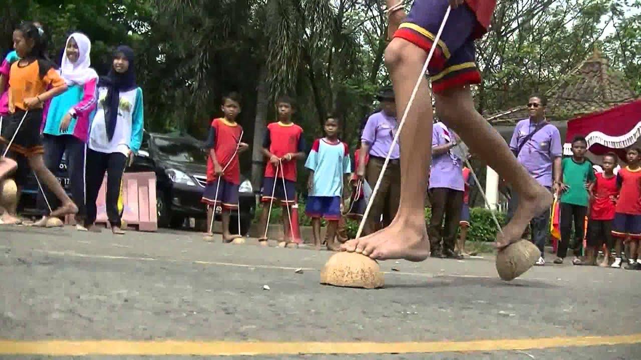 Festival Permainan Anak Tradisional Di Palembang Net5 Youtube